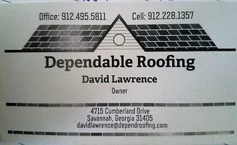 Dependable Roofing