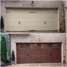 Genial Garage Door Upgrade