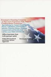 Freeman S Cleaning Llc New Philadelphia Oh 44663