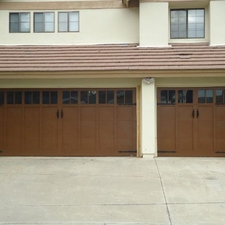 Garage Doors We Inst..