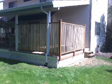Privacy Fence For Hot Tub Pictures And Photos