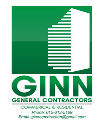Ginn George V General Contractor Hendersonville Tn