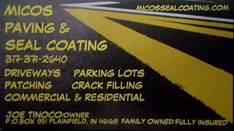 Micos seal coating paving plainfield in 46168 homeadvisor micos seal coating paving colourmoves