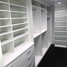 Photos. KC Custom Closets