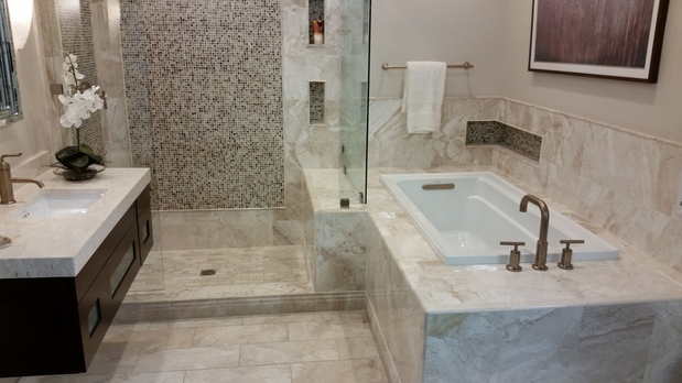 bathroom shower tile contemporary bathroom in fresh undermount sink 11365