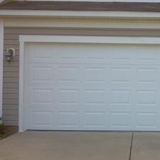Garage Door Installs.