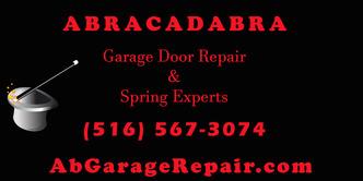 Exceptionnel Abracadabra Garage Door Repair And Spring Experts