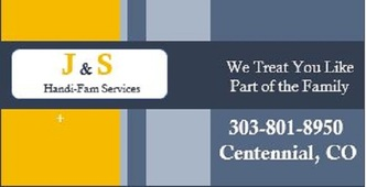 J Amp S Handi Fam Services Llc Centennial Co 80015