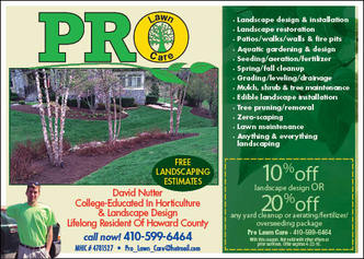 Pro Lawn Care Llc Dayton Md 21036 Homeadvisor