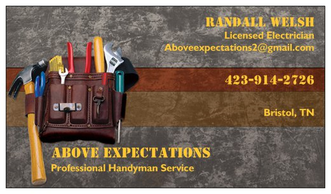 Above Expectations Electrical And Handyman Services