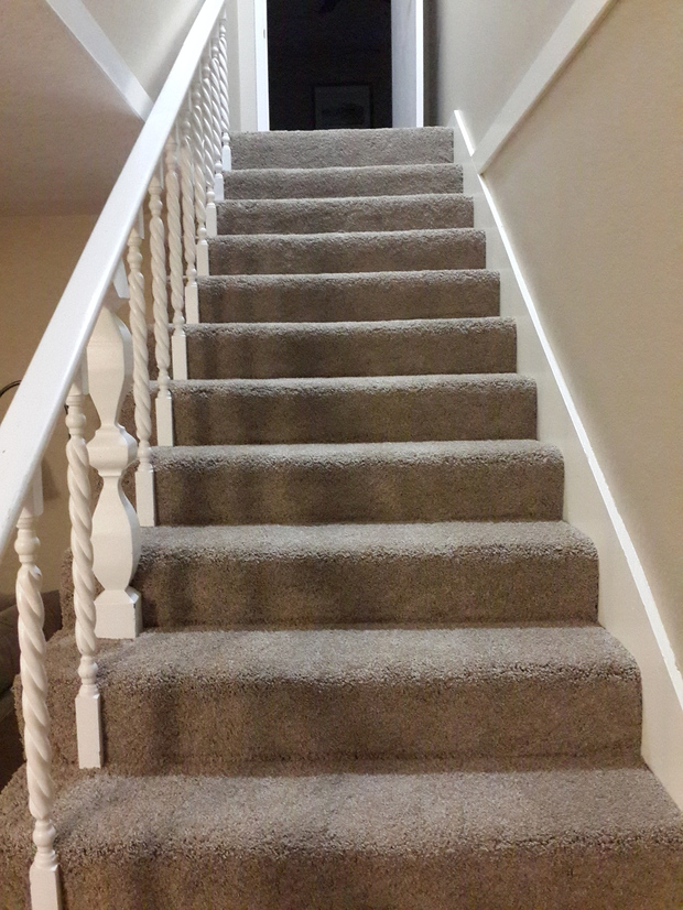Traditional Staircase In San Antonio By Floor Coverings