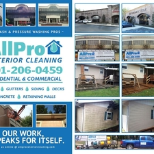 All Pro Exterior Cleaning Flowood Ms 39232 Homeadvisor