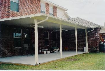 Wood Or Aluminum Patio Covers And Carports Pictures And Photos