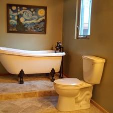 Oak Wrench LLC Unlicensed Contractor Prescott AZ - Bathroom remodel prescott az