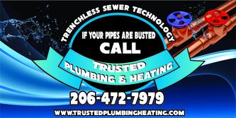 Trusted Plumbing Amp Heating Llc Renton Wa 98057