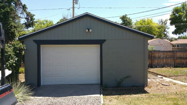 Casual Comfortable Garage In Arvada Crushed Gravel T1