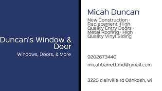 Save 40% on Replacement windows Save 40%  sc 1 st  HomeAdvisor.com & Duncanu0027s Window u0026 Door LLC | Oshkosh WI 54904 - HomeAdvisor