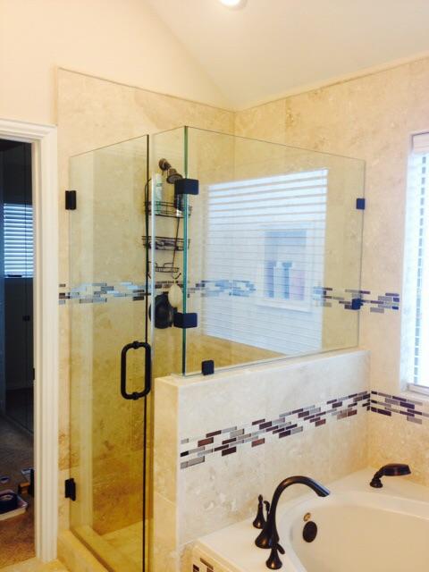 English Bathroom In Houston White Ceiling White Trim By Texas Design