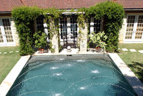 Custom Backyard Pools Pictures And Photos