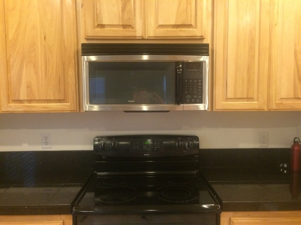 how to clean inside microwave stainless steel