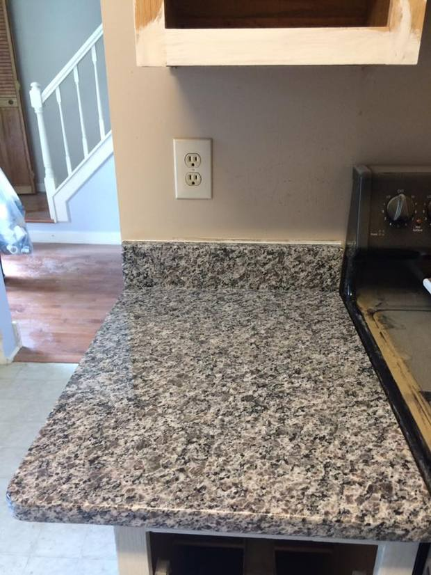 Kitchen With Maryland Countertops