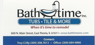 Bathroom Remodeling Peoria Il bath timetroy crilly | east peoria, il 61611 - homeadvisor