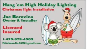 Hang' em High Holiday Lighting   Everett, WA 98201 - HomeAdvisor