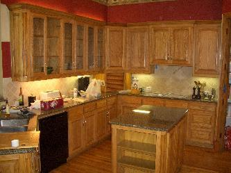 Kitchen Cabinet Refinishing Pictures and Photos