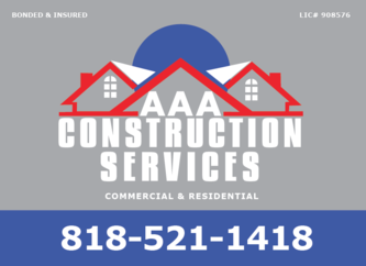 AAA Sales And Consulting Group, Inc. Dba AAA Construction Services