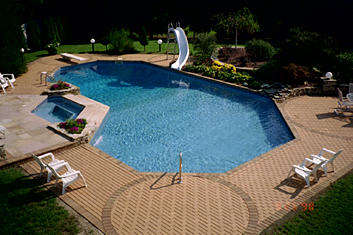 Gunite Pools Pictures And Photos
