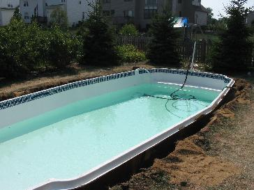 Fiberglass Inground Pool Samples Pictures And Photos