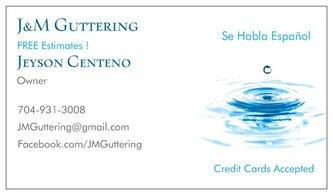 J Amp M Guttering Charlotte Nc 28216 Homeadvisor