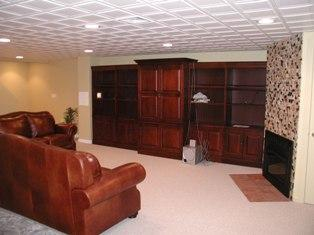 Basement Renovation Pictures And Photos