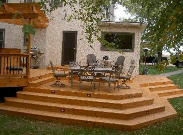 800 Sq Ft Multi Level Deck Bar Hottub Pictures And Photos