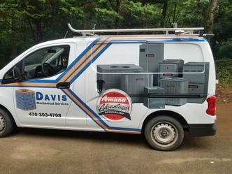 Davis Mechanical Services Fayetteville Ga 30215