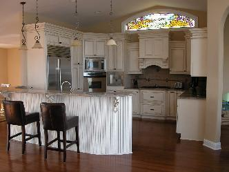 Monmouth ocean contractors home improvement contractors for Kitchen cabinets 08234