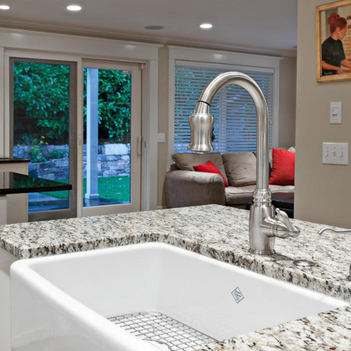 Sink installation costs kitchen bathroom sink prices for How much does it cost to replace a bathroom faucet