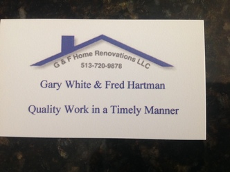 G Amp F Home Renovations Llc New Richmond Oh 45157