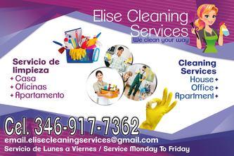 Elise Cleaning Services | Houston, TX 77044 - HomeAdvisor