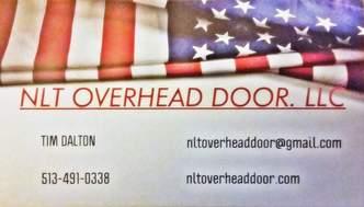 NLT Overhead Door