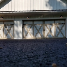 Merveilleux Photos. The Garage Door ...