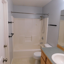 Bell contracting and home design llc anchorage ak for Bathroom remodel anchorage