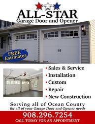 Exceptionnel All Star Garage Door
