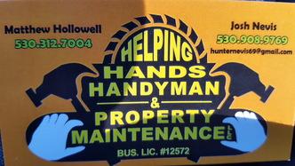 Helping Hands Handyman And Property Maintenance