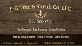 J Amp G Tree And Shrub Fraser Mi 48026 Homeadvisor