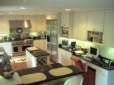 area Kitchen remodeling costs