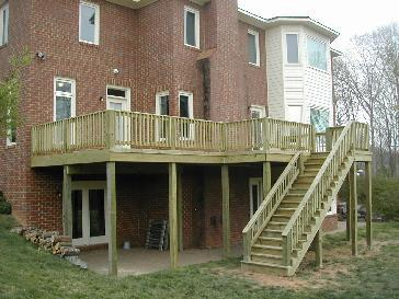 2nd Story Deck Pictures And Photos