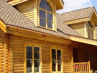Copper Log Cabin Pictures And Photos