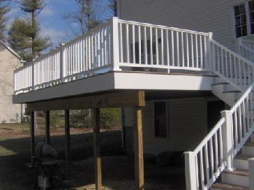 16 X 24 Back Deck Maintenance Free Pictures And Photos