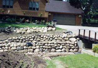 Erosion Control Rip Rap Amp Boulder Retaining Walls Pictures